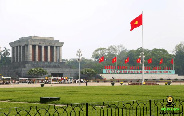 Quảng trường Ba Đình lịch sử