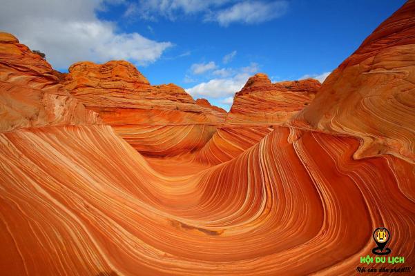 """The wave - vẻ đẹp của một """"vùng đất ngoài hành tinh"""""""