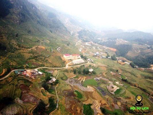 Thung lũng Mường Hoa Sapa tuyệt đẹp