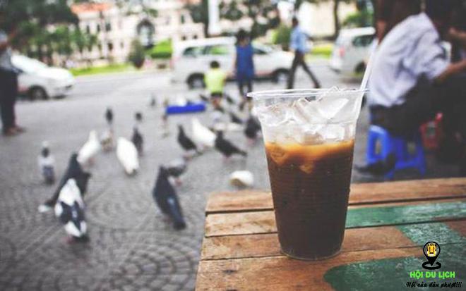 Trải nghiệm thú vị cùng Cafe bệt Sài Gòn