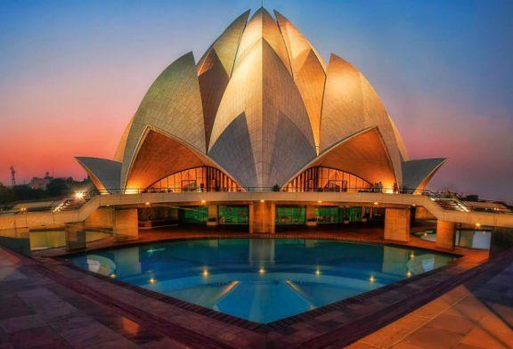 3 kiệt tác kiến trúc đẹp tráng lệ, độc đáo ở Ấn Độ