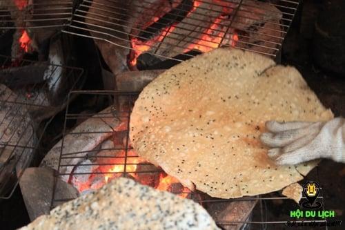 Bánh tráng nước dừa thơm ngon- ảnh sưu tầm