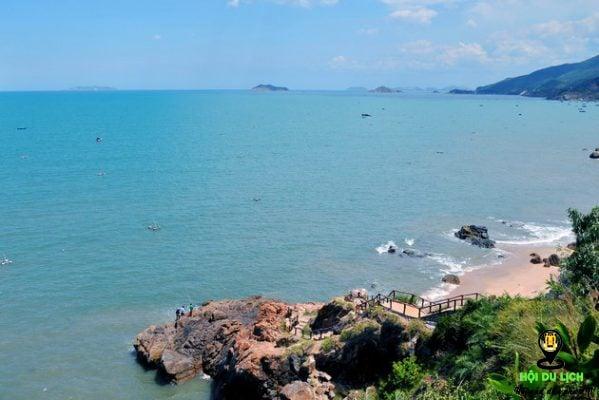 Bãi tắm Tiên Sa ở Quy Nhơn - ảnh sưu tầm