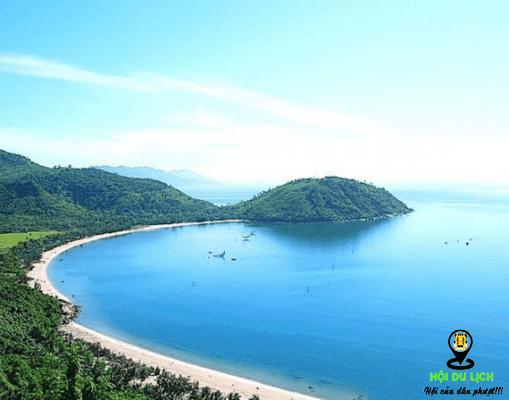 Biển Nhật Lệ xinh đẹp, quyến rũ