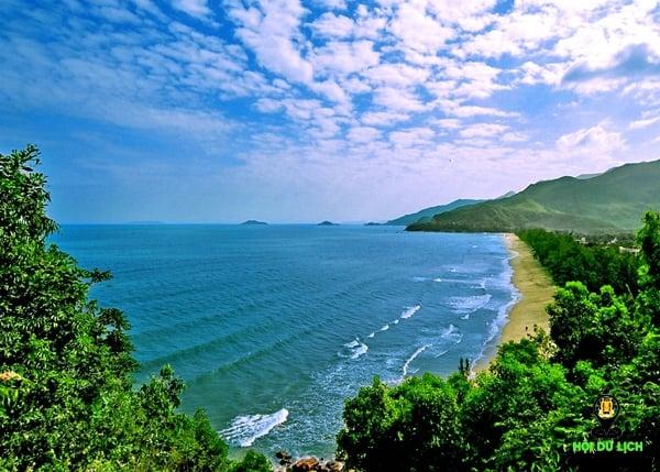 Biển Quy Hòa đẹp như tranh ở Quy Nhơn (ảnh sưu tầm)