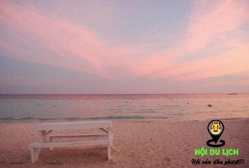 Khám phá những bãi biển màu hồng đẹp nhất thế giới