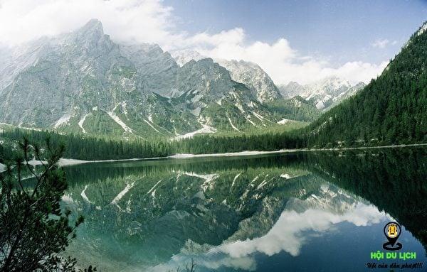 Hồ Wildsee ở phía Bắc Rừng Đen- ảnh sưu tầm