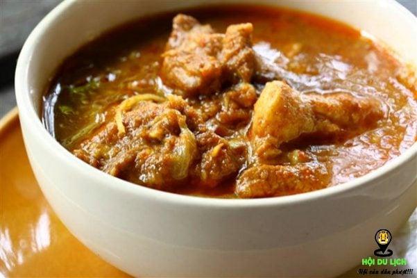 Món cà ry cay ở Chiang Mai hấp dẫn ( ảnh sưu tầm)