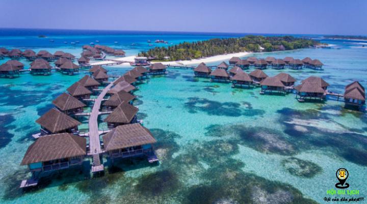 Maldives thiên đường du lịch cực hấp dẫn- ảnh sưu tầm