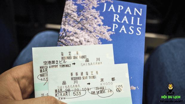 Mua thẻ JR Pass khi du lịch Nhật tiết kiệm nhất