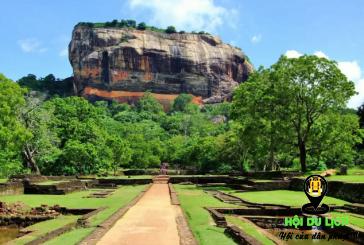 Pháo đài đá Sigiriya Lion điểm du lịch độc - lạ và cực đẹp