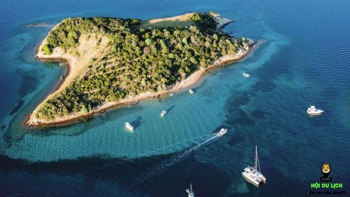 Rab Island, Croatialà một trong những hòn đảo lọt top đẹp nhất ở đất nước này