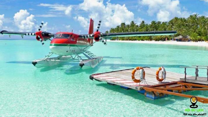 Trải nghiệm thủy phi cơ tại Maldives- ảnh sưu tầm