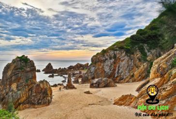 Khám phá hai bãi biển xinh đẹp nhất ở Quảng Bình