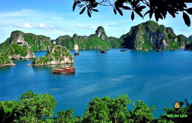 Vịnh Hạ Long địa điểm check-in tuyệt đẹp