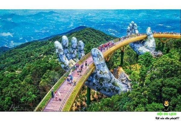 Bà Nà Hill địa điểm du lịch không thể bỏ qua khi đến Đà Nẵng