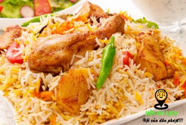 Khám phá những món ăn đặc sắc của ẩm thực Ấn Độ