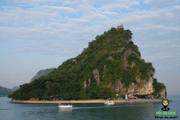 Khám phá Đảo Titop trong Vịnh Hạ Long