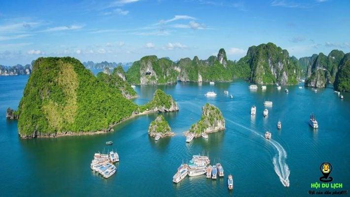 Những địa điểm tuyệt đẹp khi khám phá Vịnh Hạ Long