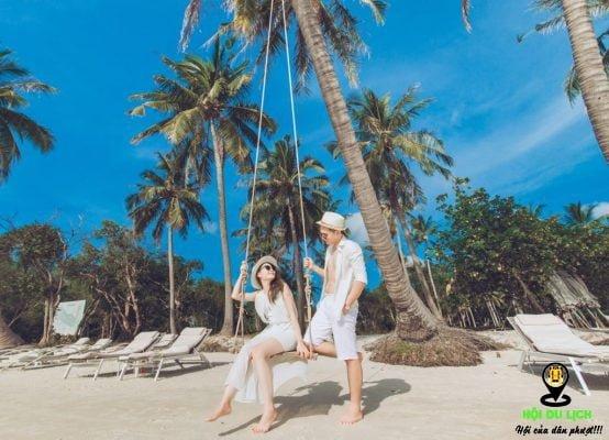 Phú Quốc – biển xanh cát trắng nắng vàng