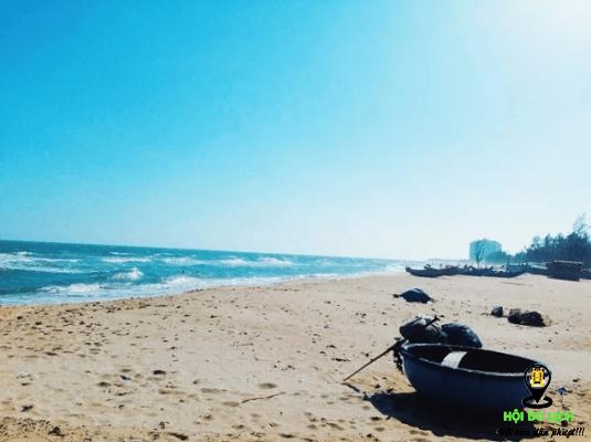 Vẻ đẹp thiên đường của biển Hồ Cốc