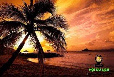 Top 3 địa điểm ngắm hoàng hôn ở biển siêu đẹp