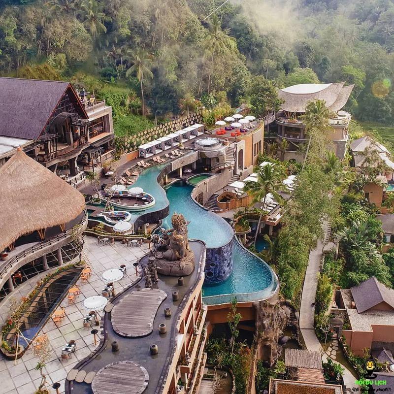 Những khách sạn tuyệt đẹp giá rẻ tại Bali