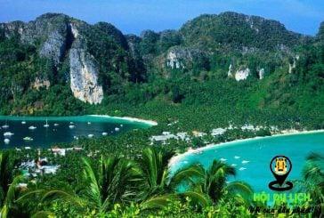 Đảo Phi Phi Thái Lan - hòn ngọc của vùng biển Andaman