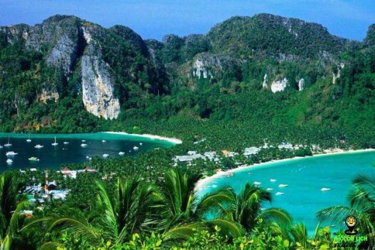 Đảo Phi Phi là lựa chọn hoàn hảo cho mùa hè này