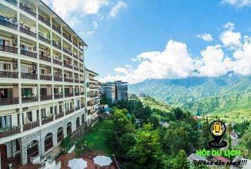 Top 3 khu nghỉ dưỡng cao cấp ở Sapa