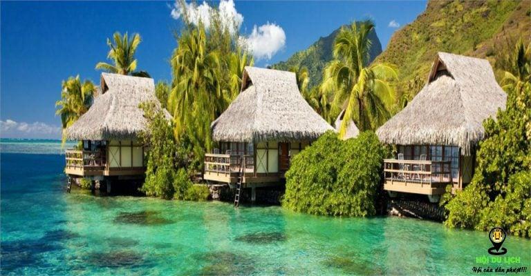 Resort đảo Phi Phi Thái Lan