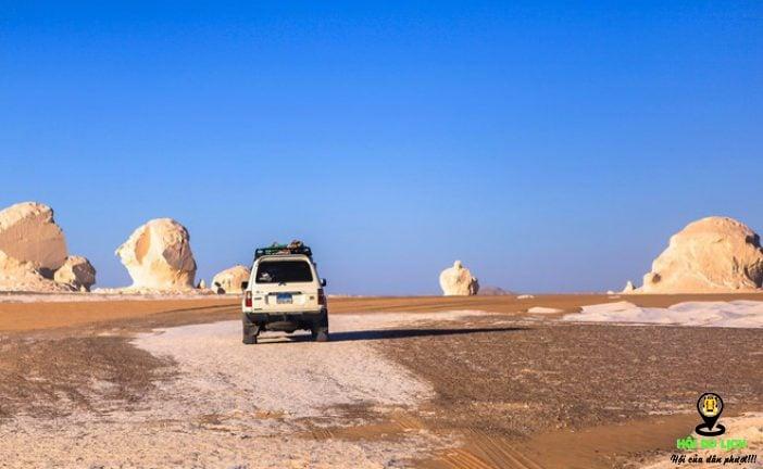 Những địa điểm không thể bỏ qua khi đi du lịch Ai Cập