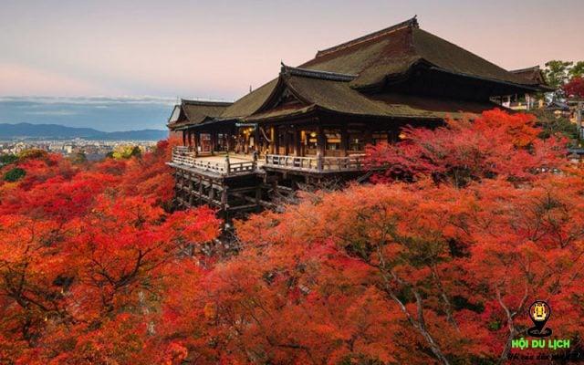 Sắc thu cố đô Kyoto