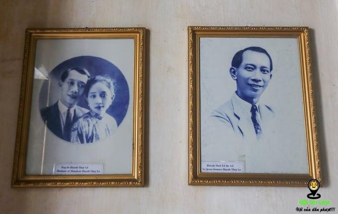 Chân dung ông Huỳnh Thủy Lê và người vợ