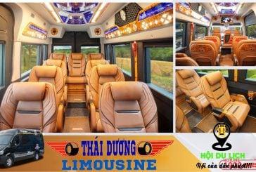 Top nhà xe limousine từ Vũng Tàu đi Bình Dương