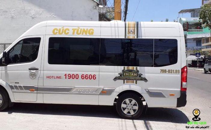Top nhà xe Limousine từ Đà Lạt đi Nha Trang