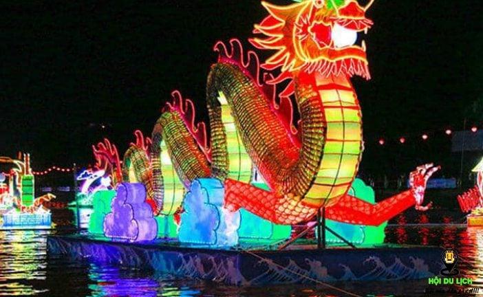 Lễ hội hoa đăng lớn nhất Cần Thơ | hoidulich.net