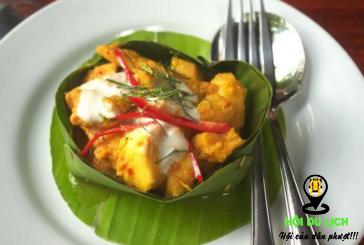 Rớt nước miếng với 6 món ăn truyền thốngcực ngon ở Camphuchia