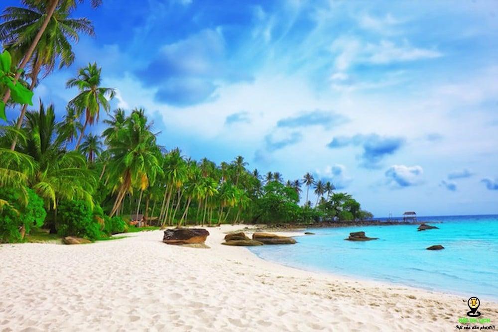 Bãi Biển Ông Lang