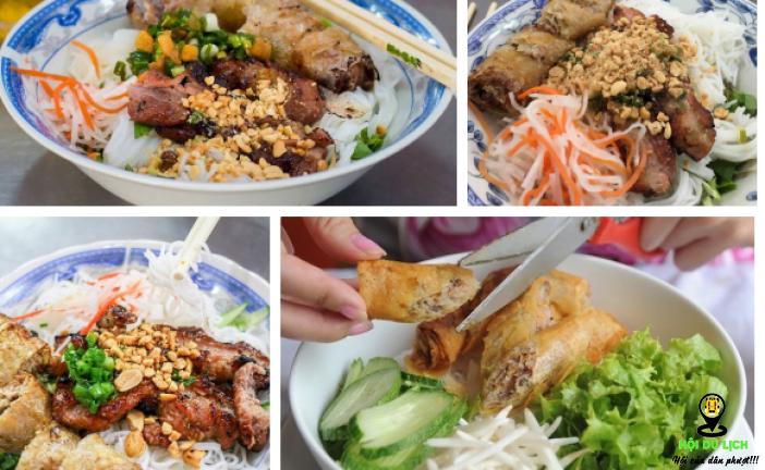 Mê ngay với 6 món bún ngon nổi tiếng của người Sài Gòn