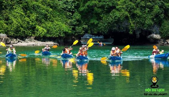 Chèo Thuyền Hấp Dẫn ở Hồ Tuyền Lâm (ảnh sưu tầm)
