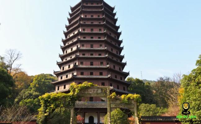 Chùa Linh Ẩn đồ sộ ở Hàng Châu (ảnh sưu tầm)