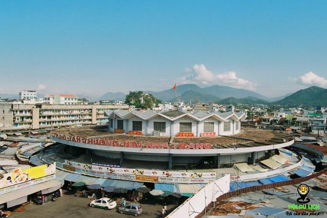 Dạo chợ Đầm Nha Trang mua đặc sản làm quà
