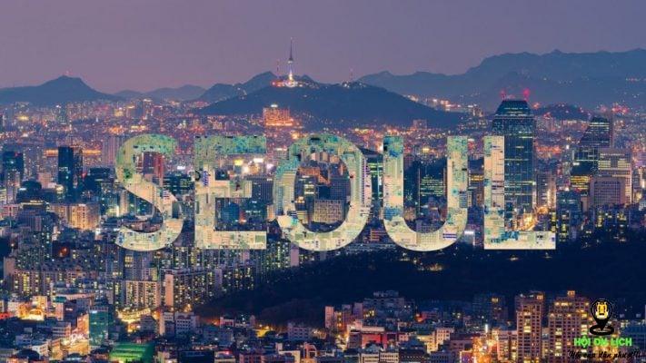 Những địa điểm du lịch Seoul nổi tiếng
