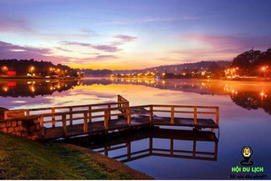 Top 5 hồ nước đẹp mê hoặc khách du lịch trong 4 mùa ở Đà Lạt