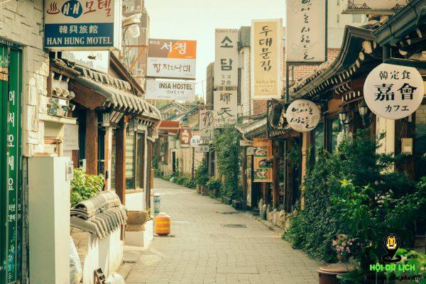 Khu phố cổ Insadong