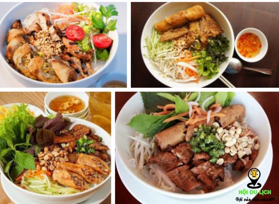 Mê Ngay ới 6 Món Bún Của Người Sài Gòn
