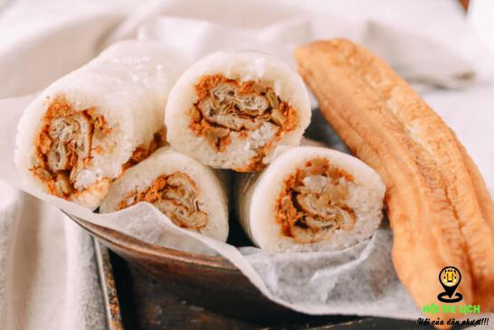 Top 5 món ăn vặt Thượng Hải ngon - lạ khách du lịch mê mẩn