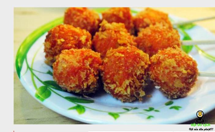 Top 6 địa điểm ăn vặt ngon được yêuthích nhất ở Đà Nẵng
