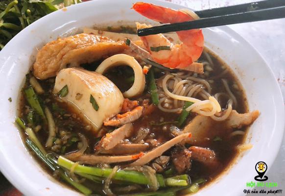 Món bún mắm ngon khó quên của người Sài Gòn (ảnh sưu tầm)